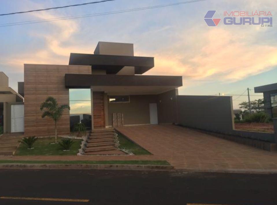 Casa residencial à venda, Residencial Gaivota II, São José do Rio Preto.