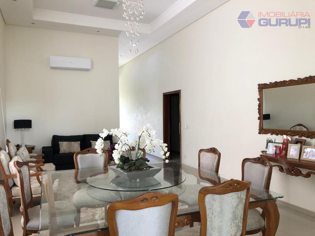 Casa com 3 dormitórios à venda, 250 m² por R$ 1.100.000 - Parque Residencial Damha V - São José do Rio Preto/SP