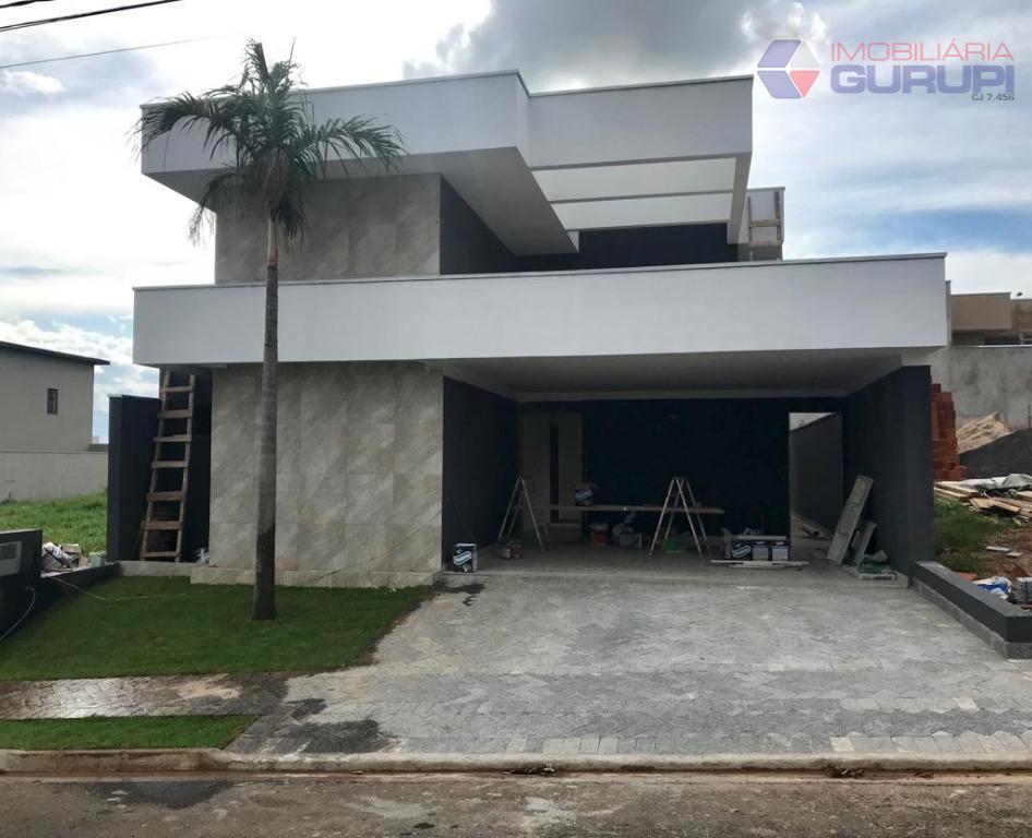 Casa residencial à venda, Ideal Life Ecolazer Residence, São José do Rio Preto.