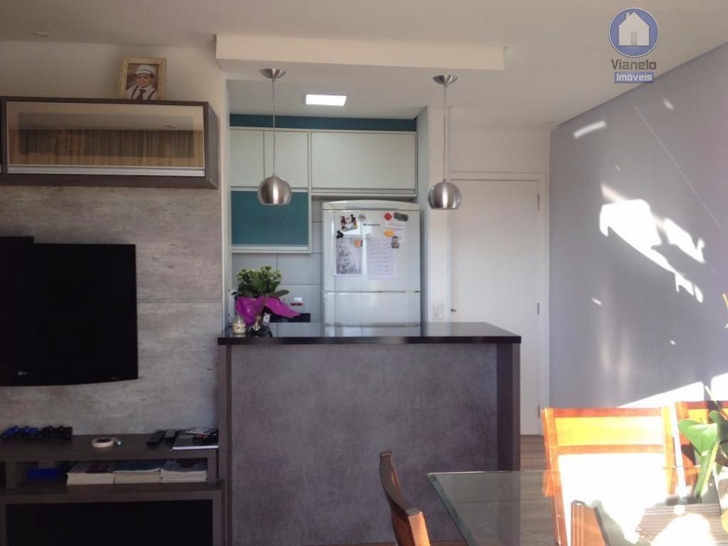 Jundiai Pleno Novo Engordadouro Apartamento 73m 3 Dormitorios  -> Acabamento Para Sala De Estar