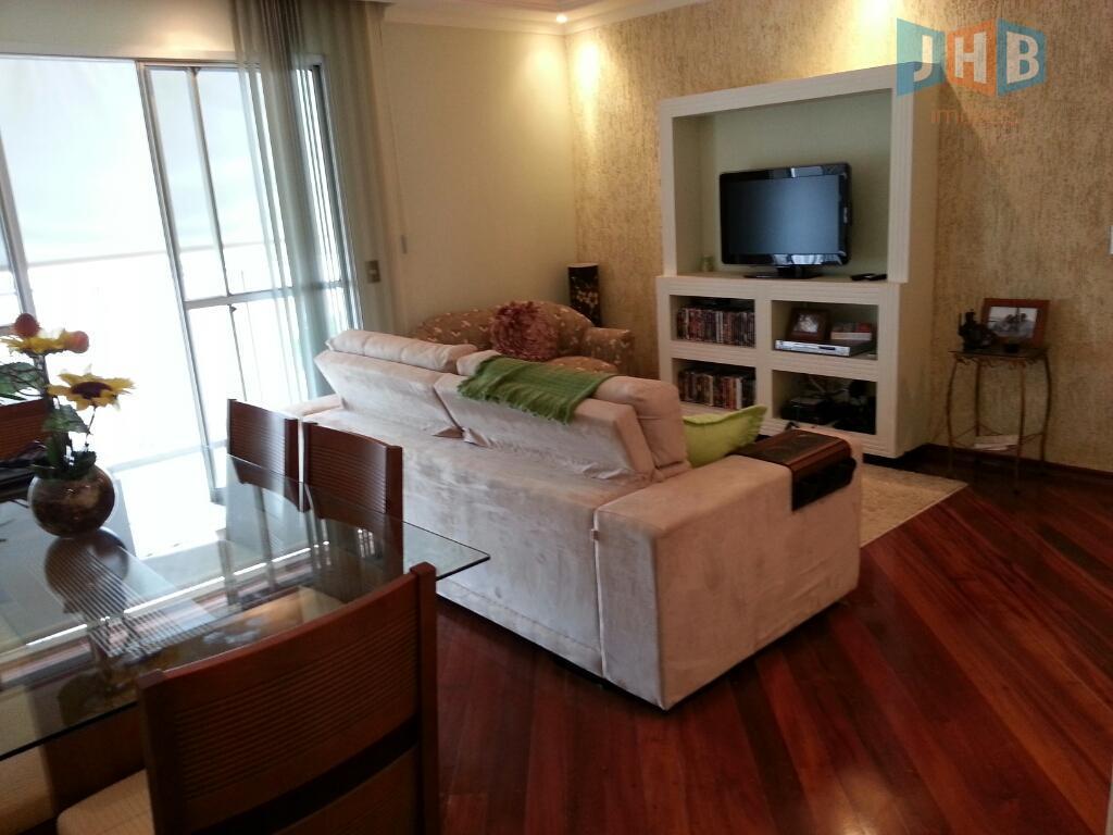 Apartamento residencial à venda, Jardim Estoril, São José dos Campos - AP0013.