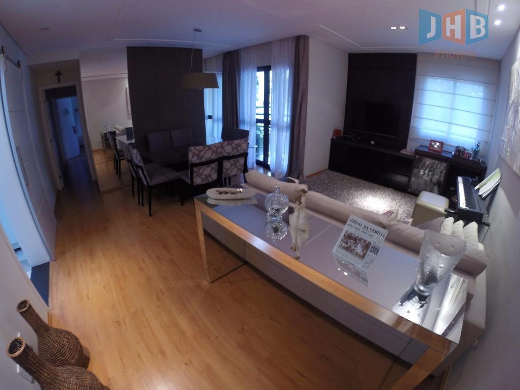 Apartamento residencial para venda e locação, Jardim Esplanada, São José dos Campos - AP0308.