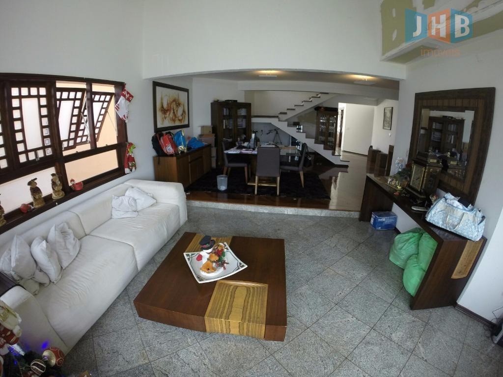 Sobrado  residencial à venda, Conjunto Residencial Esplanada do Sol, São José dos Campos.