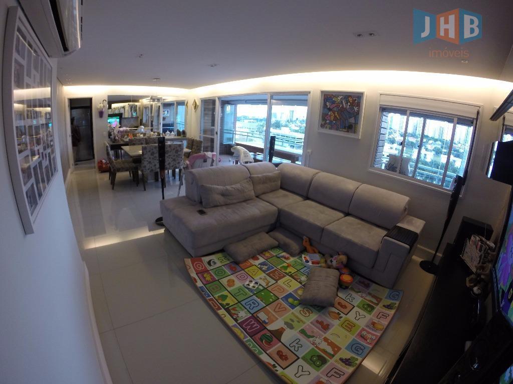 Apartamento residencial à venda, Vila Ema, São José dos Campos.