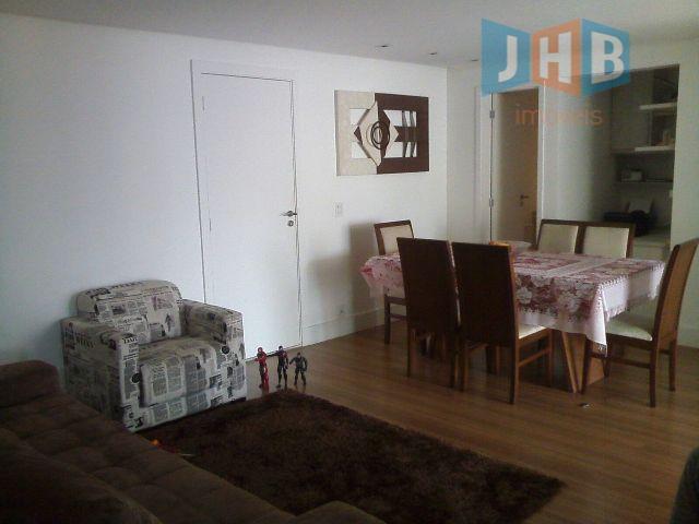 Apartamento com 3 dormitórios à venda, 125 m² por R$ 730.000 - Jardim Aquarius - São José dos Campos/SP