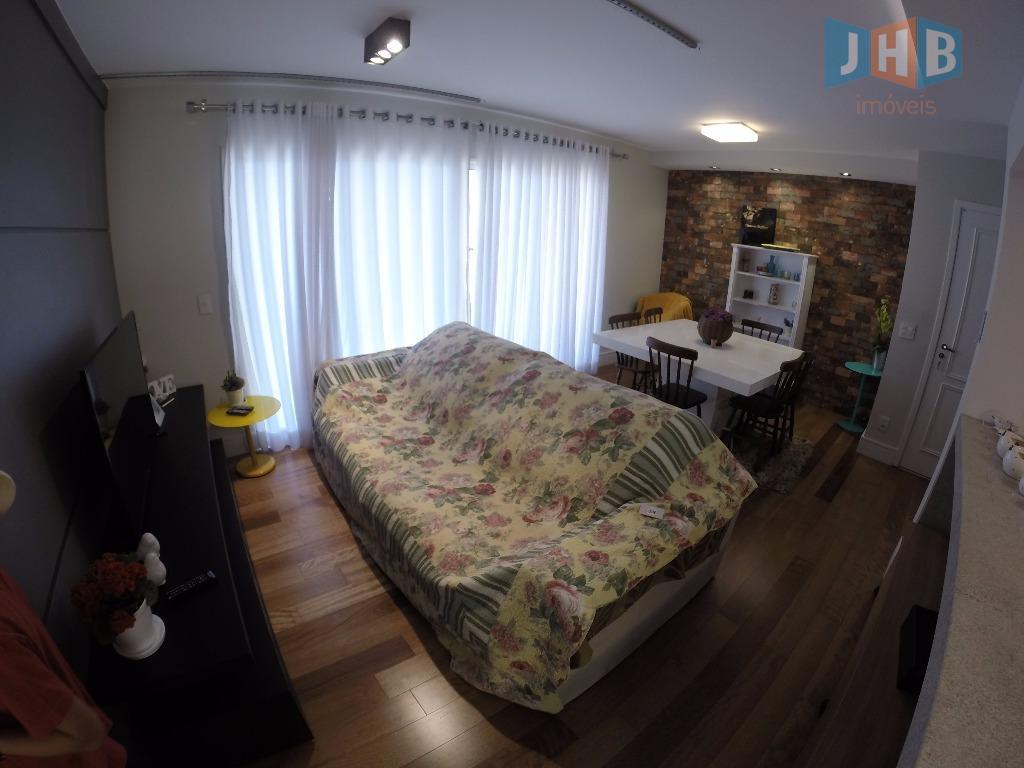 Apartamento residencial à venda, Jardim Aquarius, São José dos Campos.