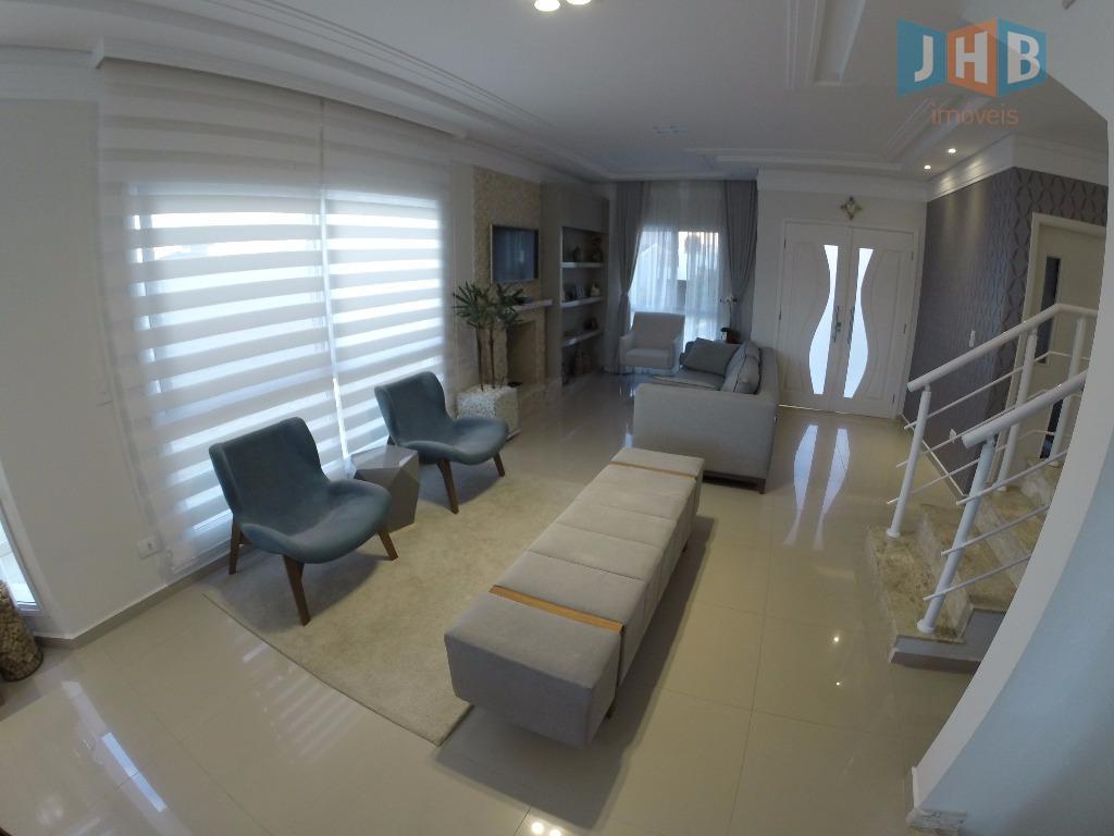 Sobrado residencial à venda, Urbanova, São José dos Campos - SO0100.