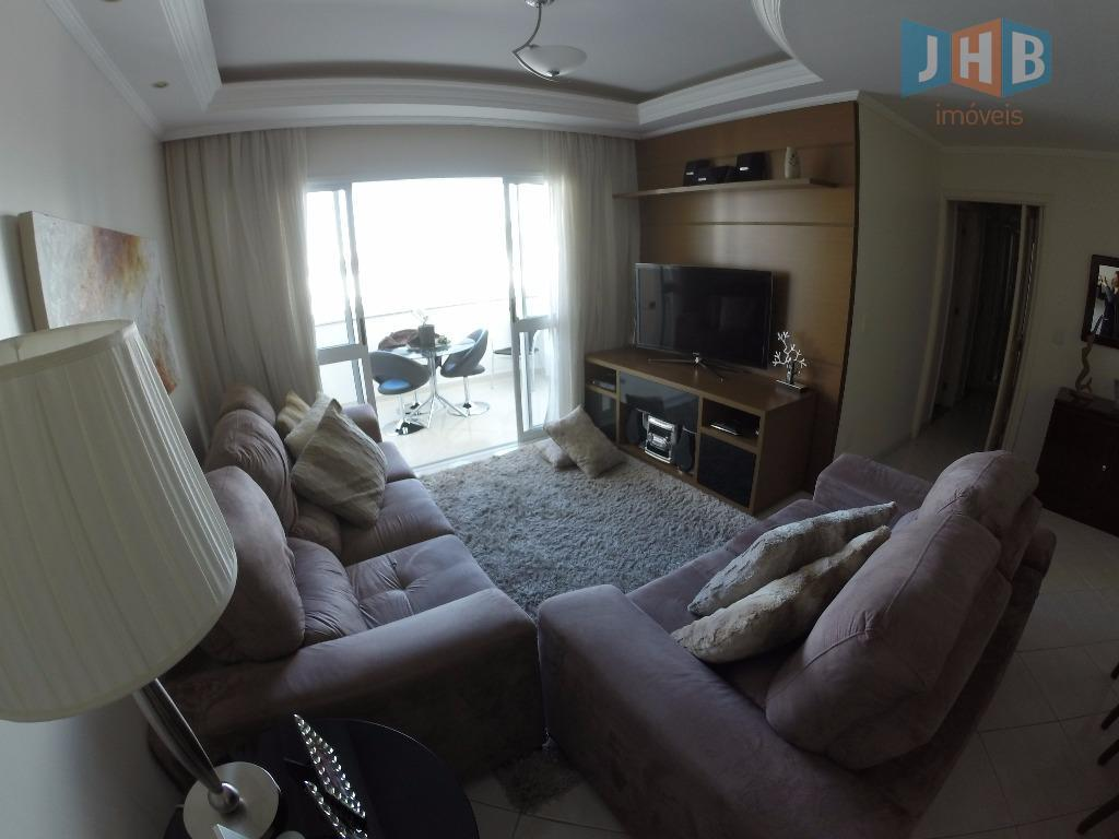 Apartamento com 3 dormitórios à venda, 103 m²  - Jardim Aquarius - São José dos Campos/SP