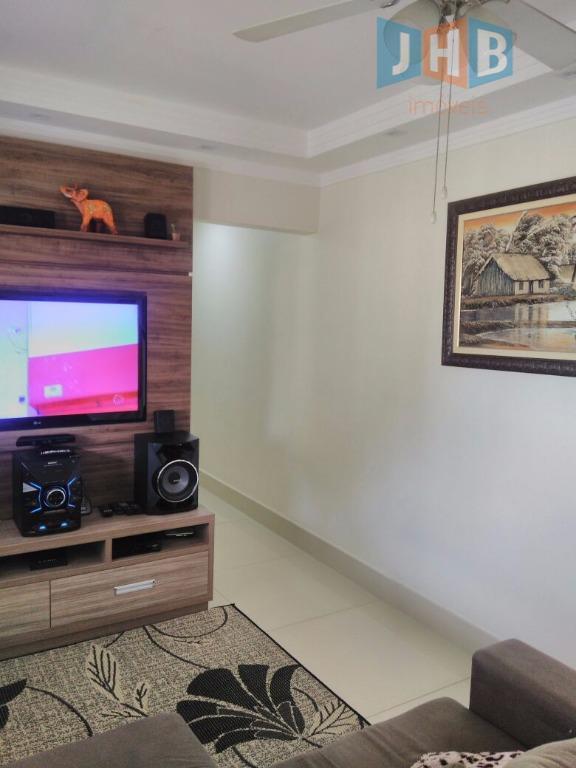 Apartamento com 3 dormitórios à venda, 82 m²- Conjunto Residencial Trinta e Um de Março - São José dos Campos/SP
