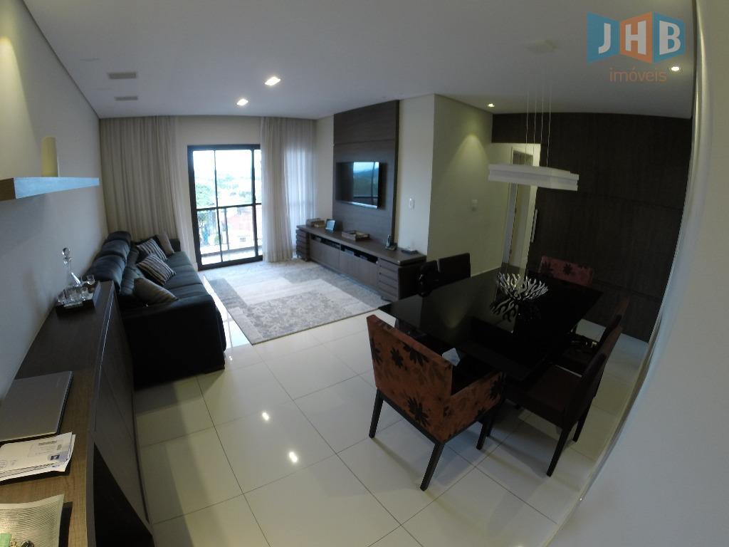 Apartamento residencial à venda, Vila Betânia, São José dos Campos.