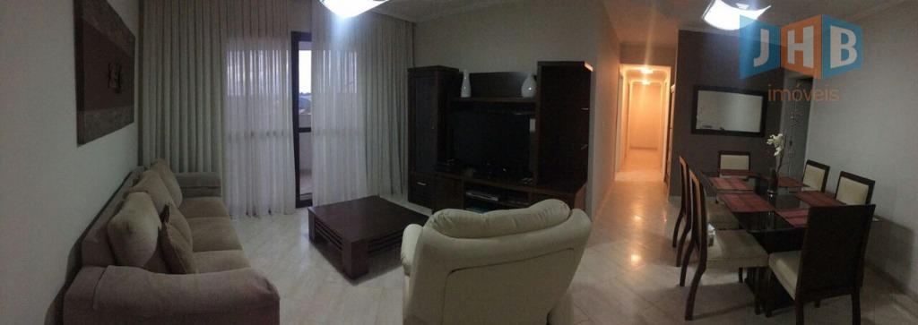 Apartamento residencial à venda, Bosque dos Eucaliptos, São José dos Campos.