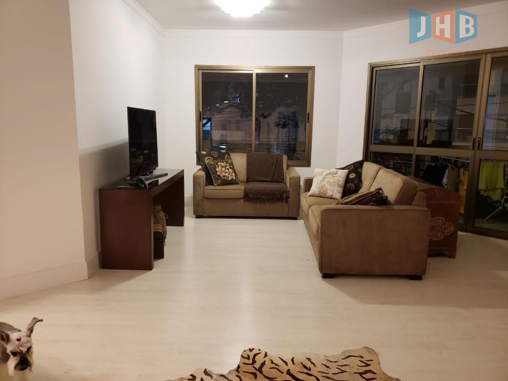 Apartamento residencial à venda, Jardim Aquarius, São José dos Campos - AP0057.
