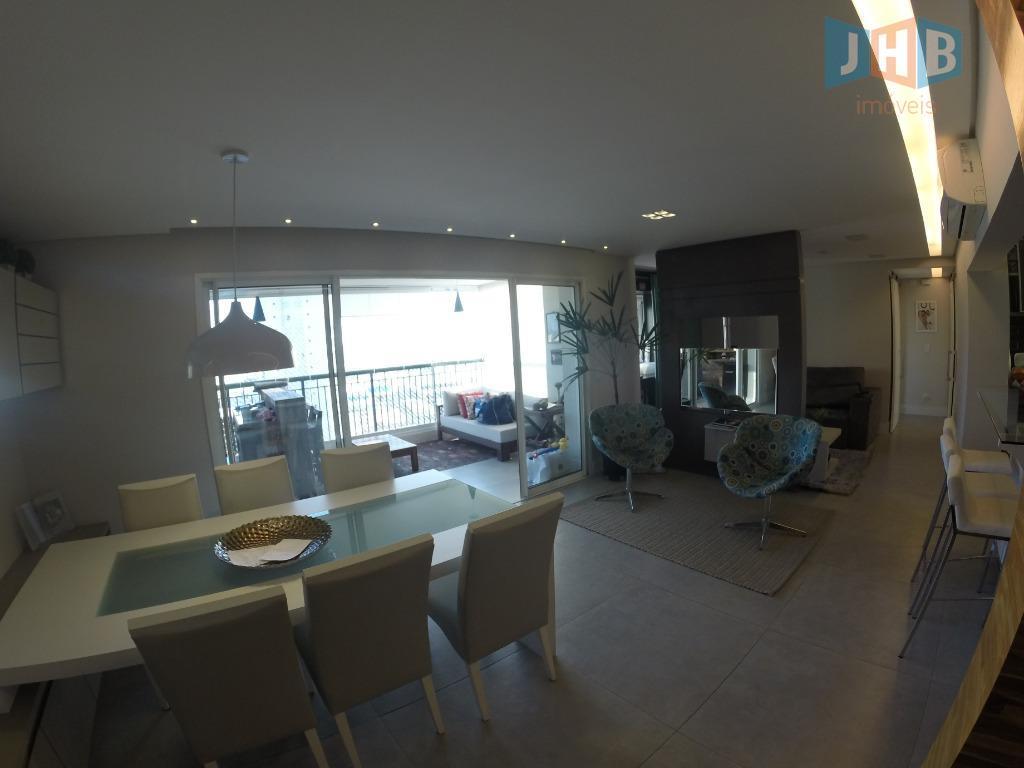 Apartamento residencial à venda, Jardim Aquarius, São José dos Campos - AP1712.