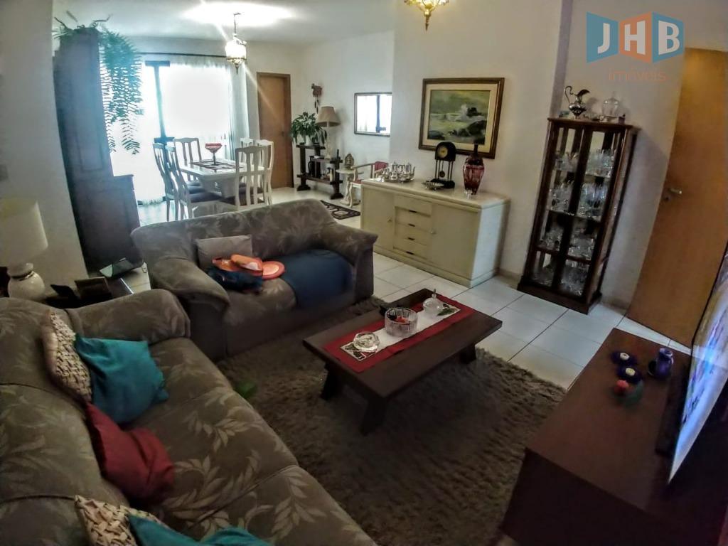 Apartamento com 4 dormitórios à venda, 157 m² por R$ 890.000 - Jardim Aquarius - São José dos Campos/SP