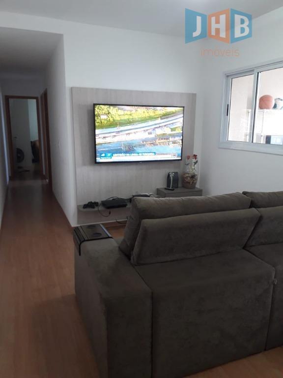 Apartamento à venda, 70 m² por R$ 350.000,00 - Conjunto Residencial Trinta e Um de Março - São José dos Campos/SP