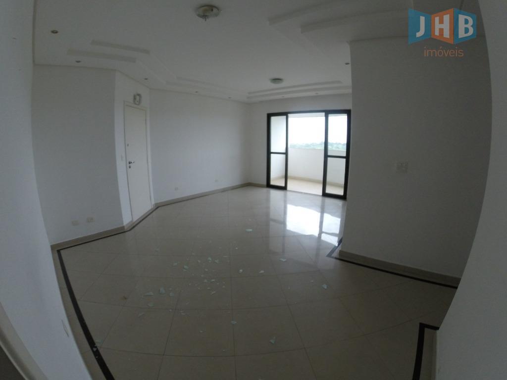 Apartamento com 4 dormitórios à venda, 120 m² por R$ 530.000 - Bosque dos Eucaliptos - São José dos Campos/SP