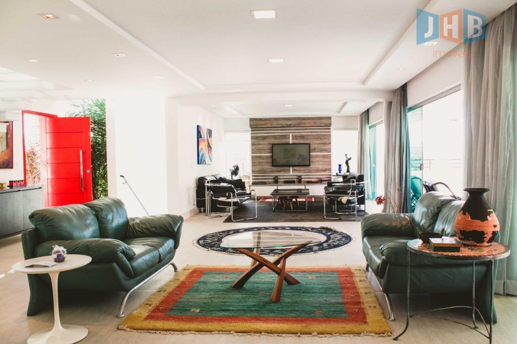 Sobrado com 6 dormitórios à venda, 550 m² por R$ 2.500.000 - Urbanova - São José dos Campos/SP
