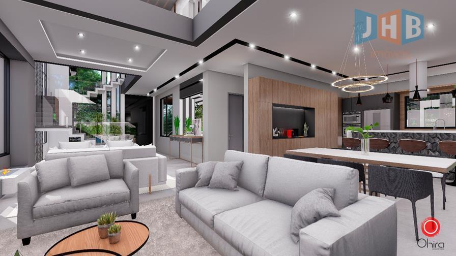 Sobrado com 4 dormitórios à venda, 415 m² por R$ 2.100.000 - Urbanova - São José dos Campos/SP