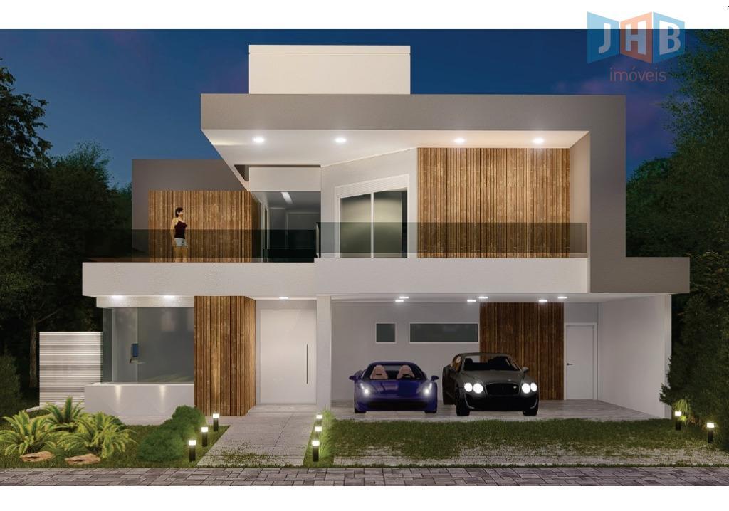 Sobrado com 4 dormitórios à venda, 394 m² por R$ 2.100.000 - Urbanova - São José dos Campos/SP
