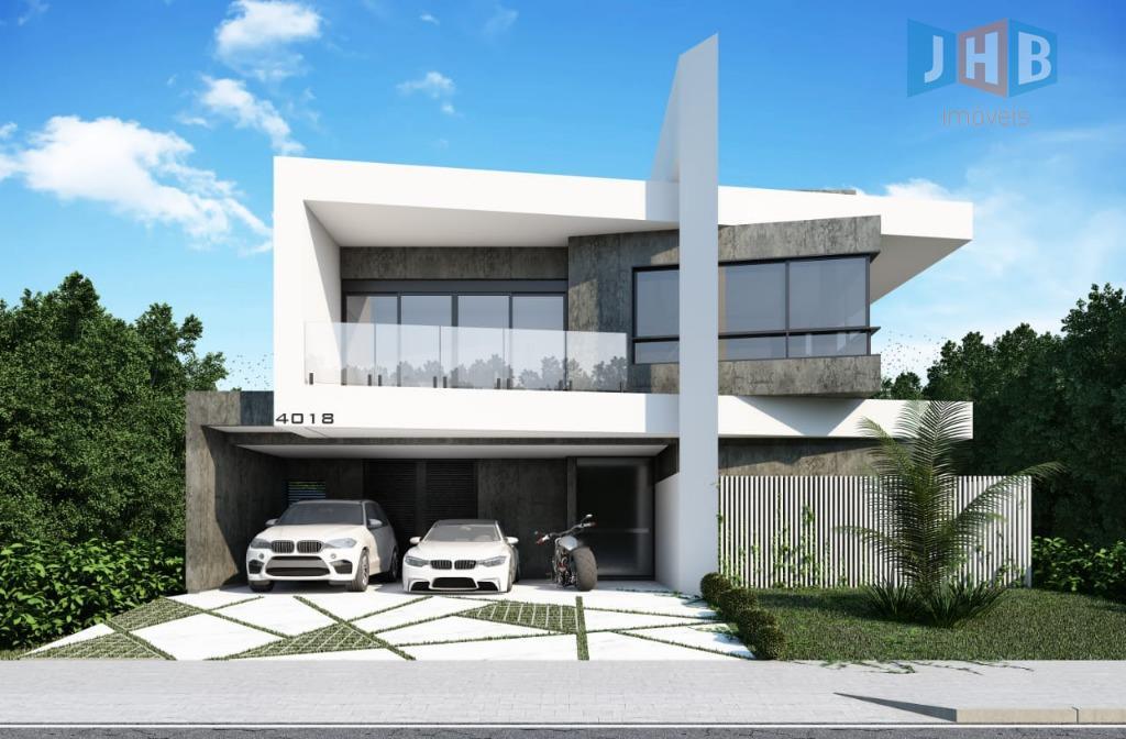 Sobrado com 4 dormitórios à venda, 420 m² por R$ 2.200.000 - Urbanova - São José dos Campos/SP