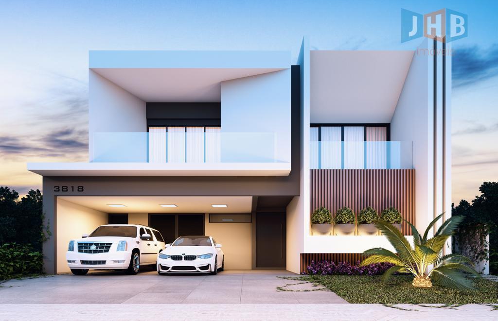 Sobrado com 4 dormitórios à venda, 387 m² por R$ 2.200.000 - Urbanova - São José dos Campos/SP