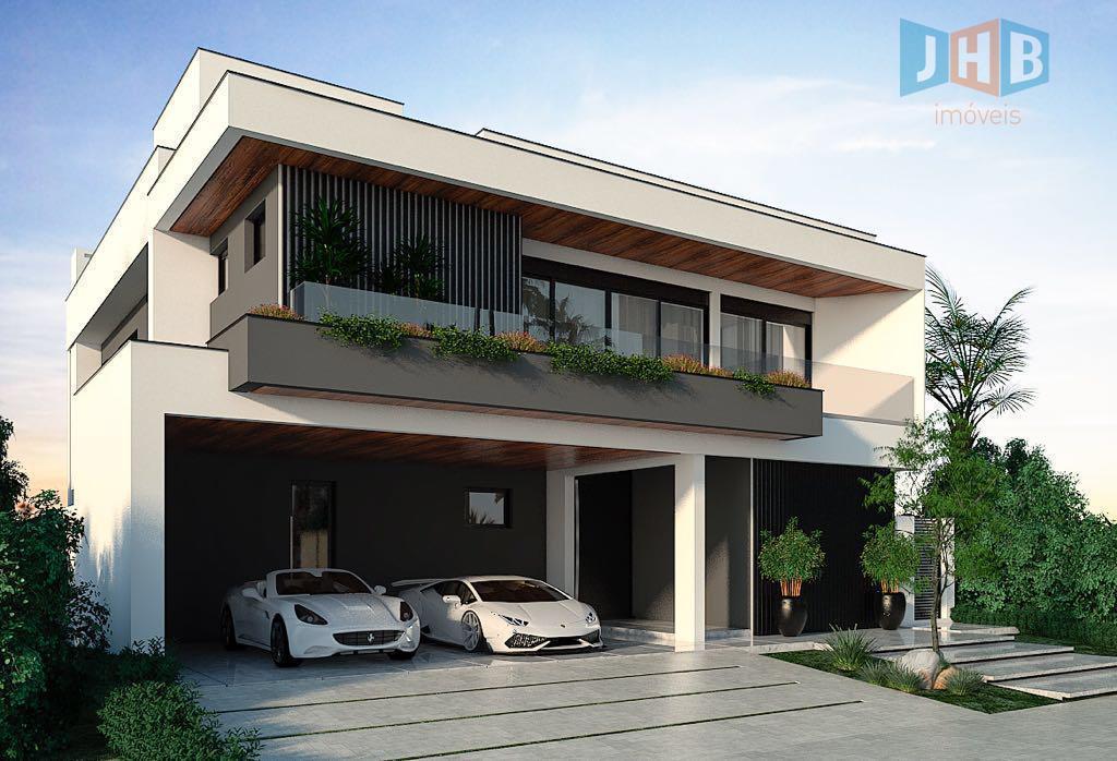 Sobrado com 4 dormitórios à venda, 392 m² por R$ 2.200.000 - Urbanova - São José dos Campos/SP