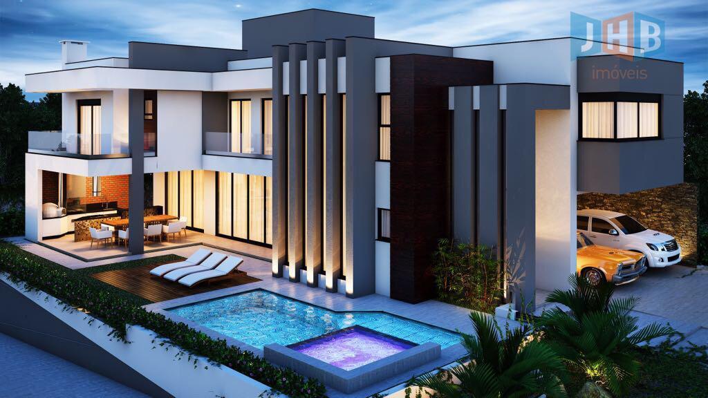 Sobrado com 4 dormitórios à venda, 387 m² por R$ 2.350.000 - Urbanova - São José dos Campos/SP