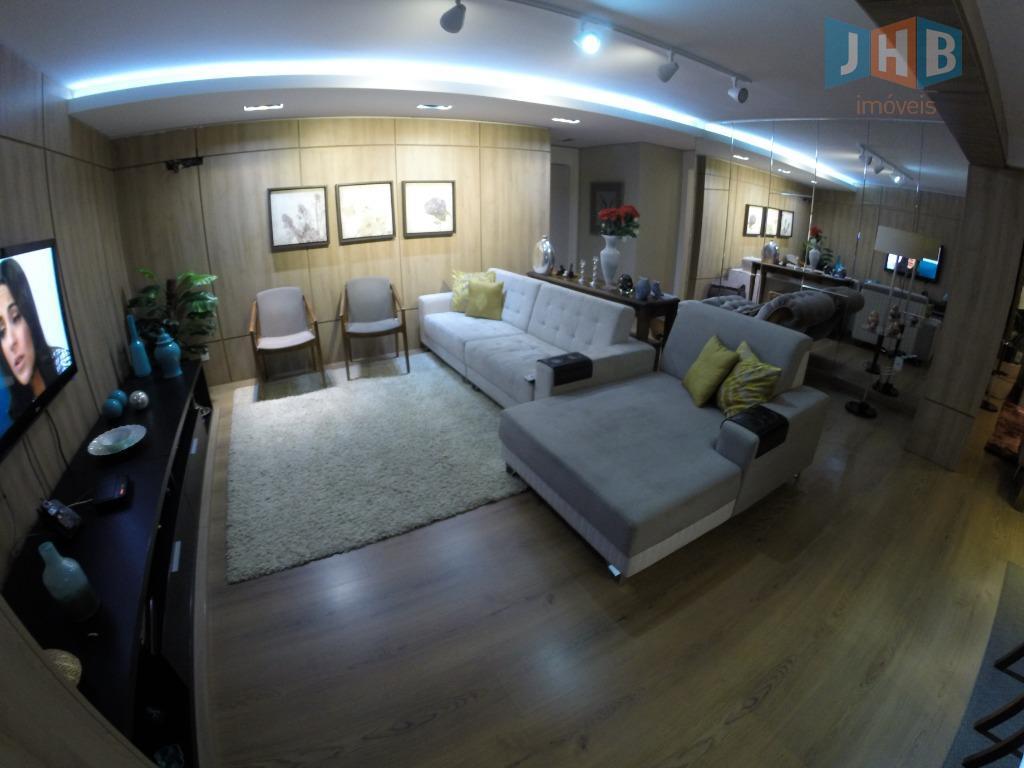 Apartamento à venda, 182 m² por R$ 1.150.000,00 - Vila Ema - São José dos Campos/SP