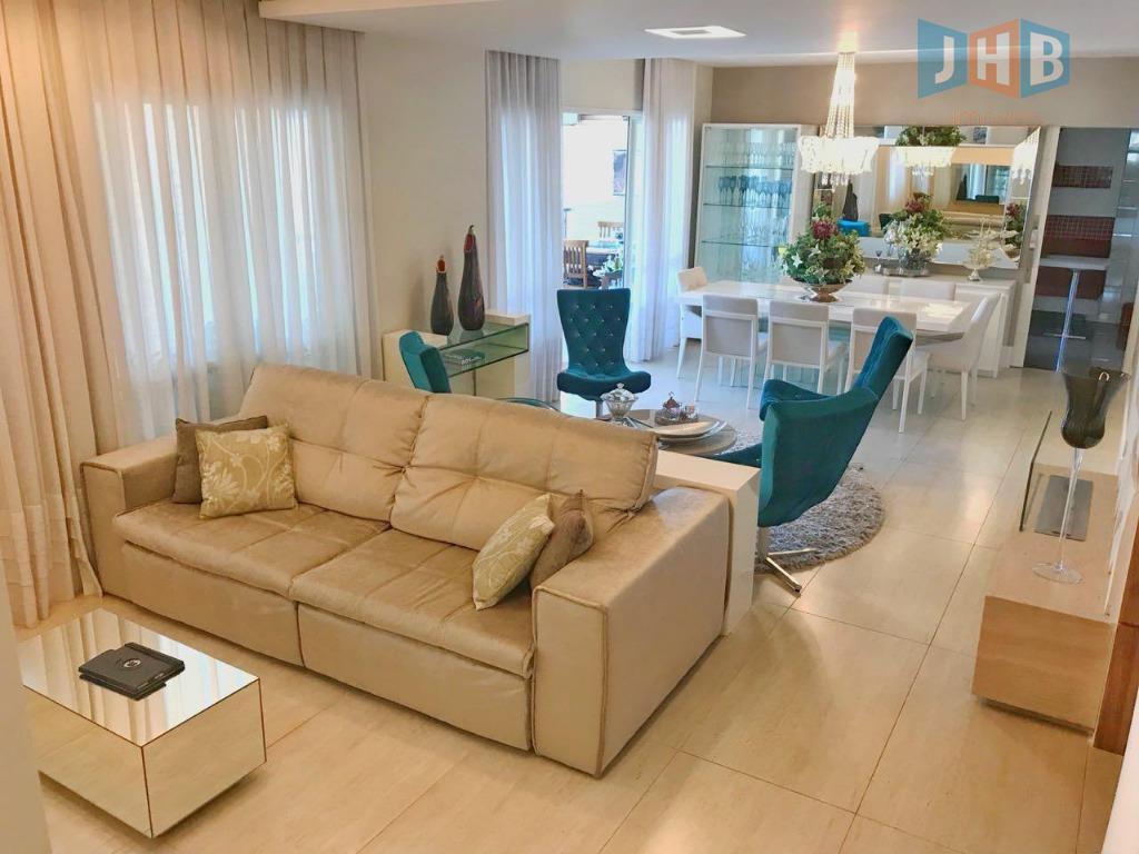 Apartamento à venda, 194 m² por R$ 1.390.000,00 - Jardim Aquarius - São José dos Campos/SP