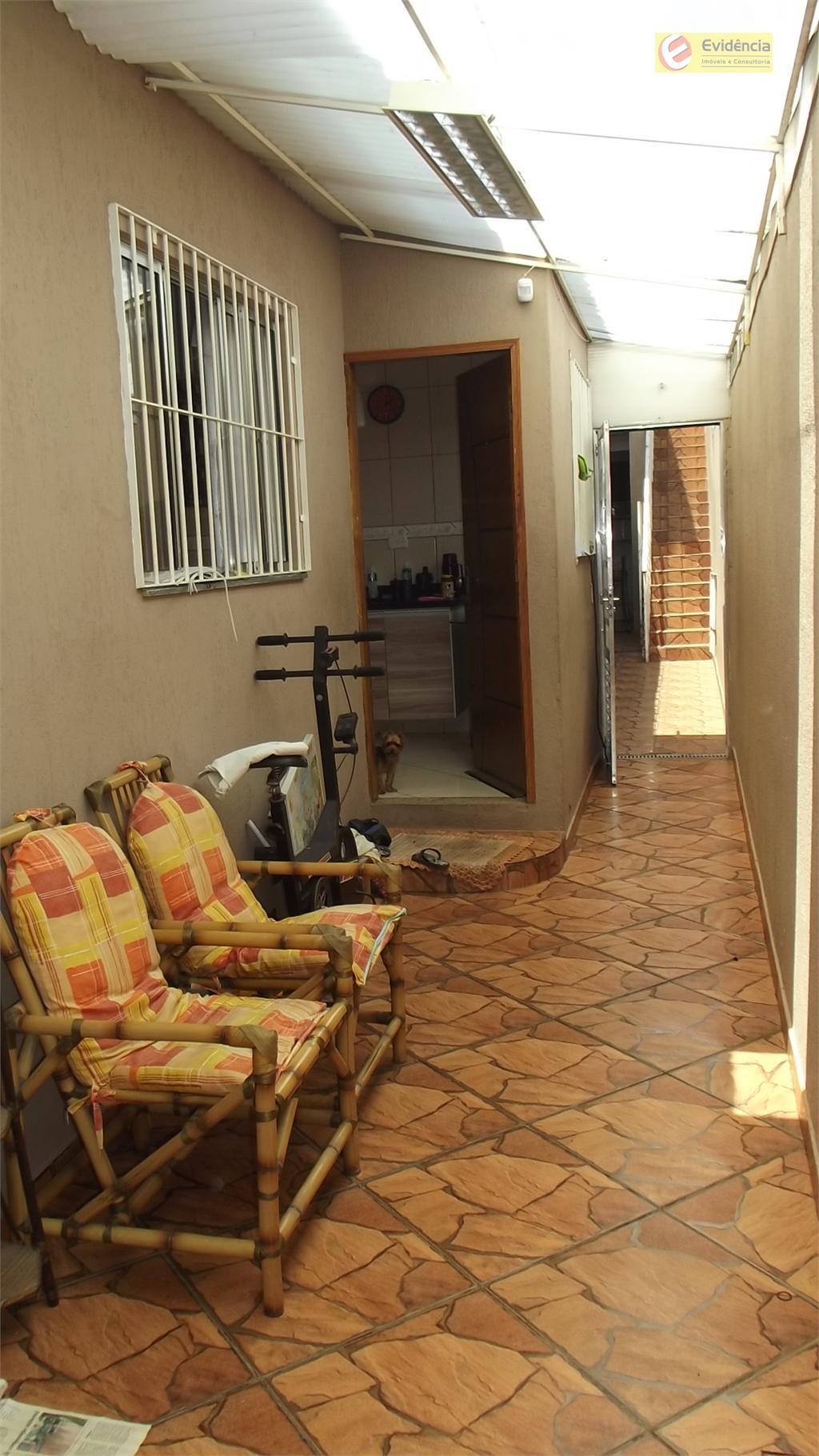 Casa residencial à venda, Jardim Jamaica, Santo André - CA0084.