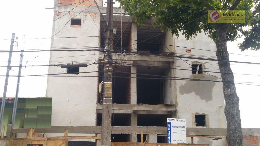 Apartamento residencial à venda, Parque João Ramalho, Santo André.