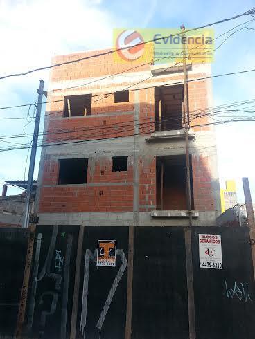 Apartamento  residencial à venda, Silveira, Santo André.
