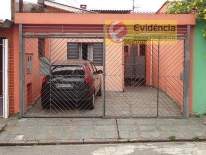 Casa  residencial à venda, Vila Bela Vista, Santo André.