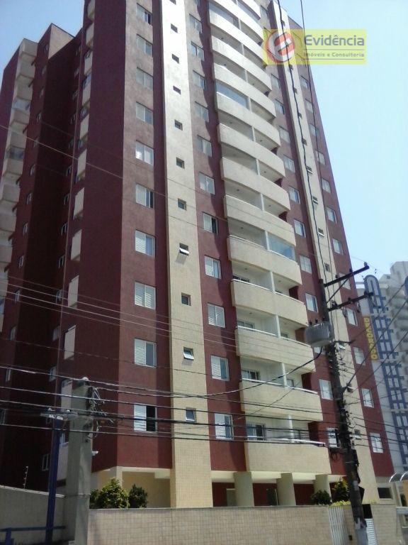 Apartamento residencial à venda, Vila Gilda, Santo André - AP0556.