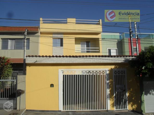 Apartamento residencial à venda, Vila Francisco Matarazzo, Santo André - AP0560.