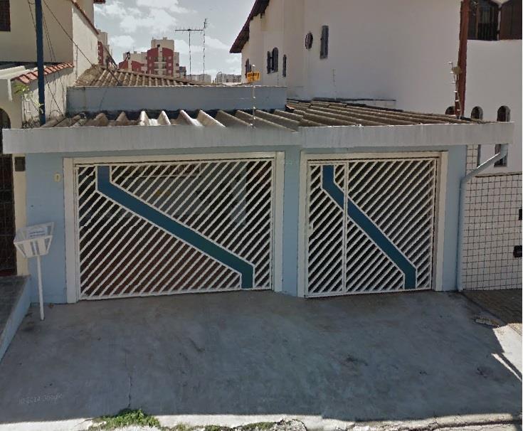 Casa residencial à venda, Jardim Cambuí, Santo André - CA0147.