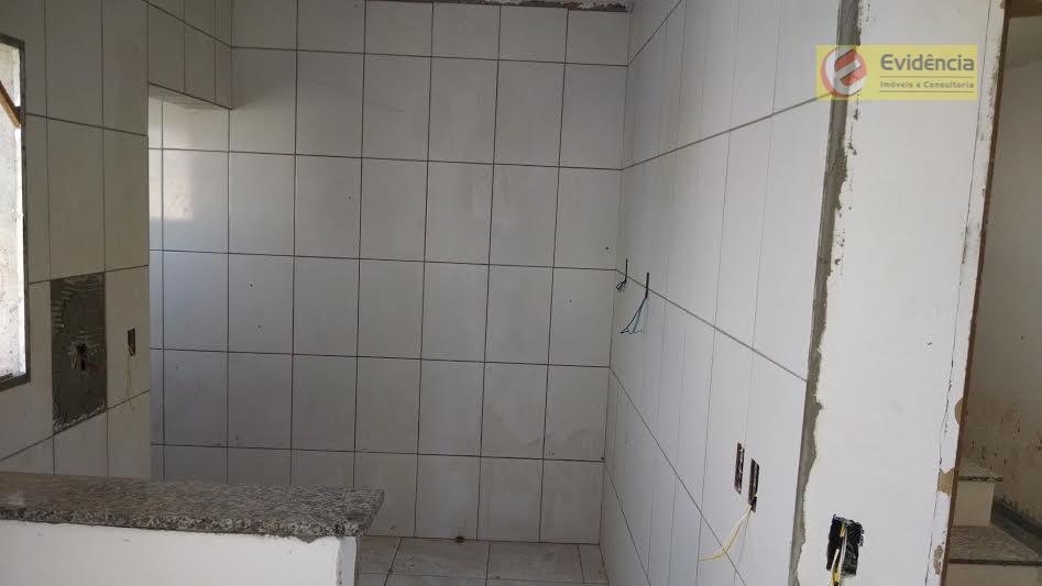 Apartamento  residencial à venda, Parque Erasmo Assunção, Santo André.