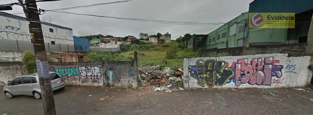 Terreno  residencial à venda, Vila Nova Curuçá, São Paulo.