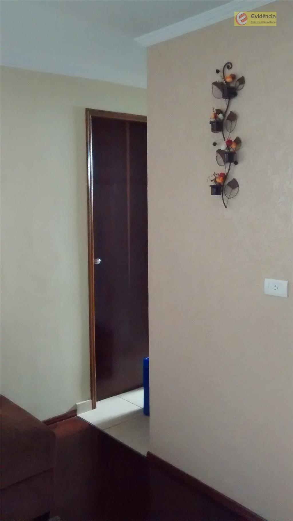 Apartamento residencial à venda, Jardim Alvorada, Santo André - AP0612.