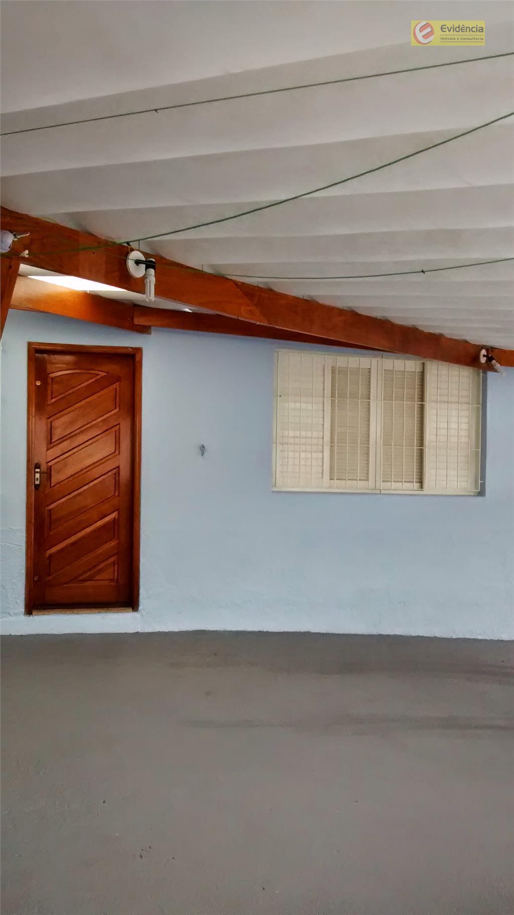 Casa residencial à venda, Vila Scarpelli, Santo André - CA0158.