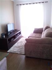Apartamento residencial à venda, Jardim Santo André, Santo André - AP0655.