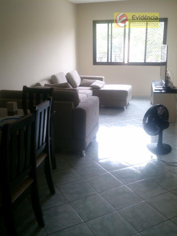 Apartamento residencial para locação, Jardim Paraíso, Santo André.