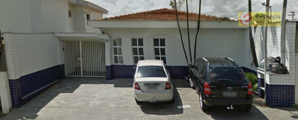 Casa residencial para locação, Vila Scarpelli, Santo André - CA0163.