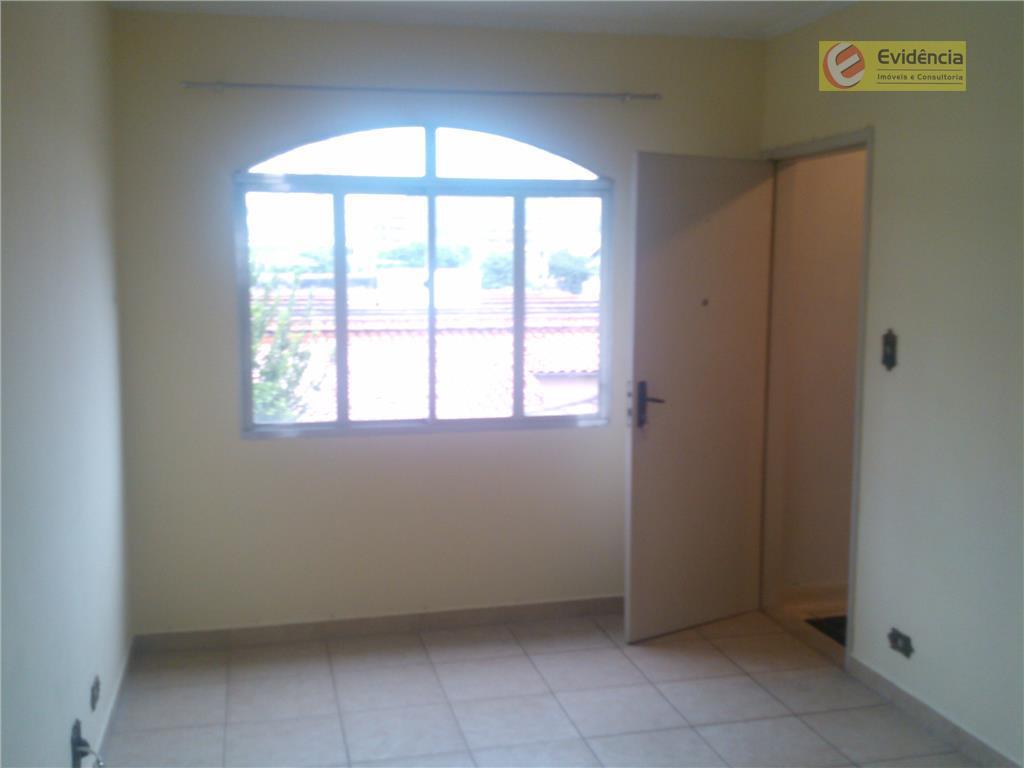 Apartamento residencial para locação, Jardim Bom Pastor, Santo André.