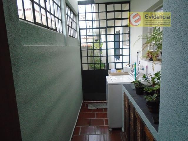 Casa residencial à venda, Vila Linda, Santo André.