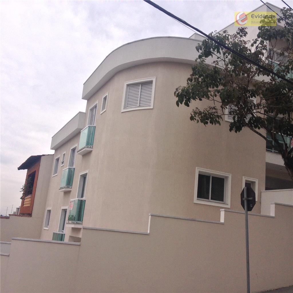 Sobrado residencial à venda, Jardim Progresso, Santo André.