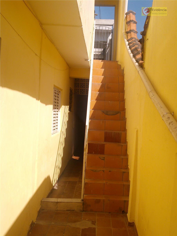 Casa  residencial para locação, Vila Floresta, Santo André.