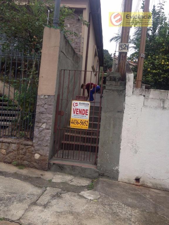 Casa  residencial à venda, Vila Alpina, Santo André.