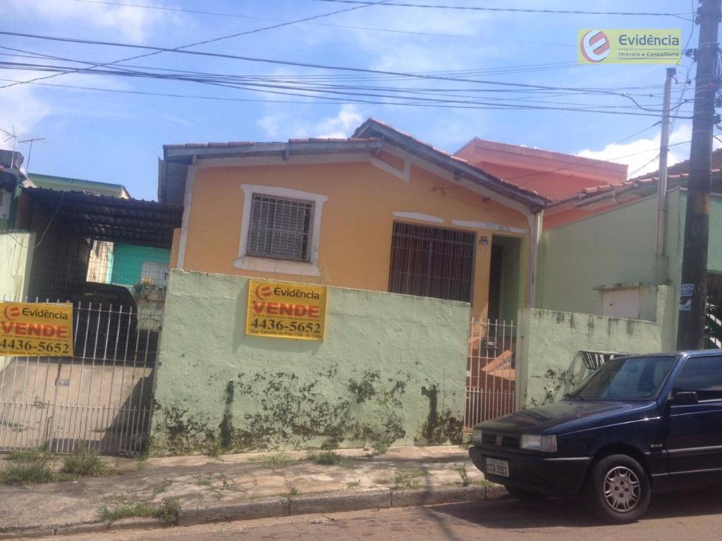 Casa residencial à venda, Vila Scarpelli, Santo André.