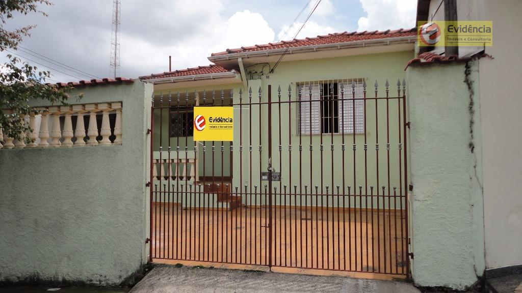 Casa residencial para locação, Vila Gilda, Santo André.